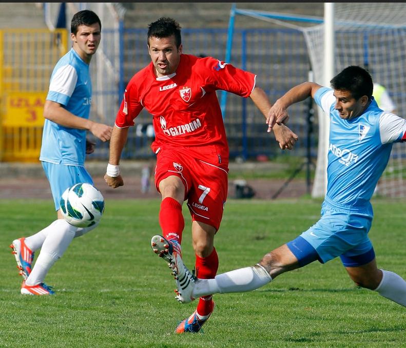 Милош Димитријевић, фото: званични сајт клуба