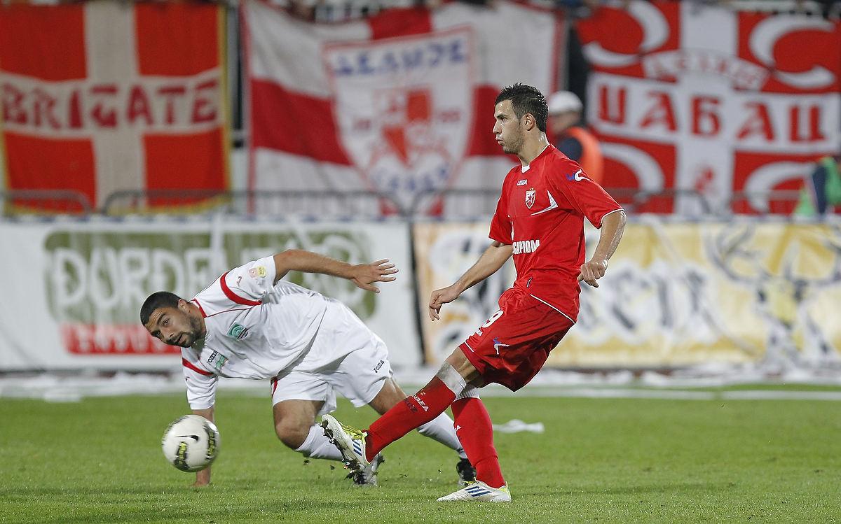 Лука Миливојевић, фото: званични сајт клуба
