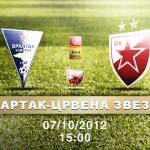 Spartak - Crvena zvezda