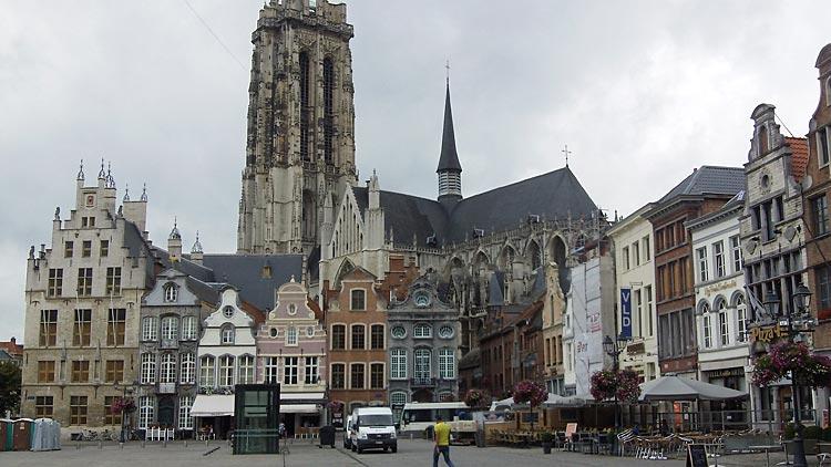 Мехелен, Белгија