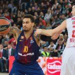 Тежак и убедљив пораз у Барселони