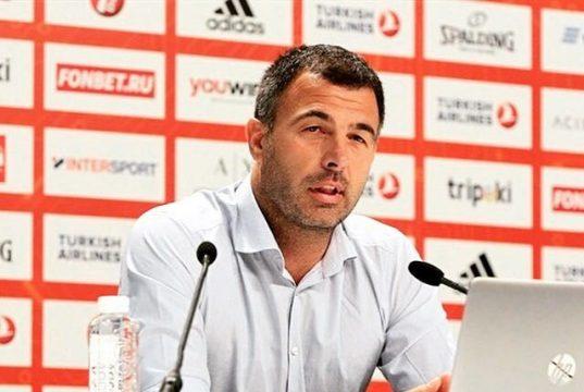 Давор Ристовић није више директор КК Црвена звезда